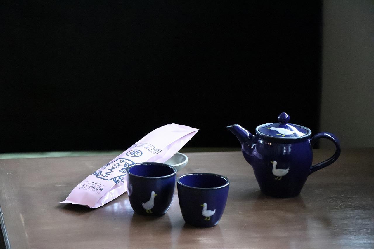 お茶ポットアヒルブルーセット.jpg